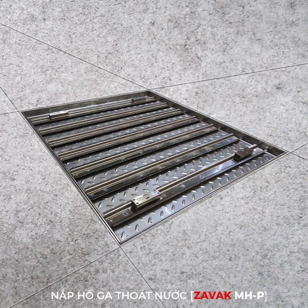 nắp hố ,ga âm sàn inox ZavakNắp hố ga thoát nước, hố ga thoát nước mưa, nắp hố ga chống hôi, hố ga thu nước,